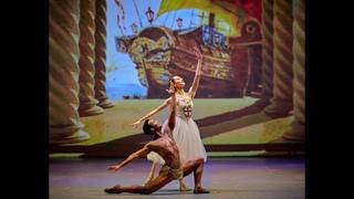 Фрагмент из балета «Эксельсиор» - Николетта Манни и Осиэль Гунео