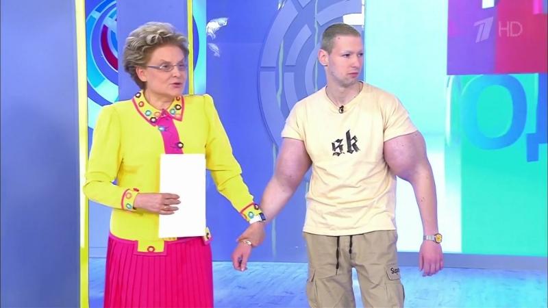 Бари Алибасов прокомментировал медицинские проблемы «Рук-базук»