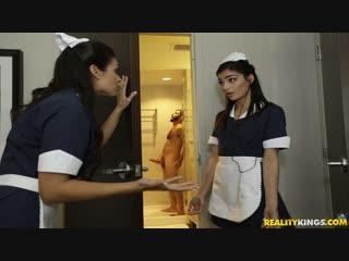 Realitykings katana kombat and emily willis shy maids new porn 2018