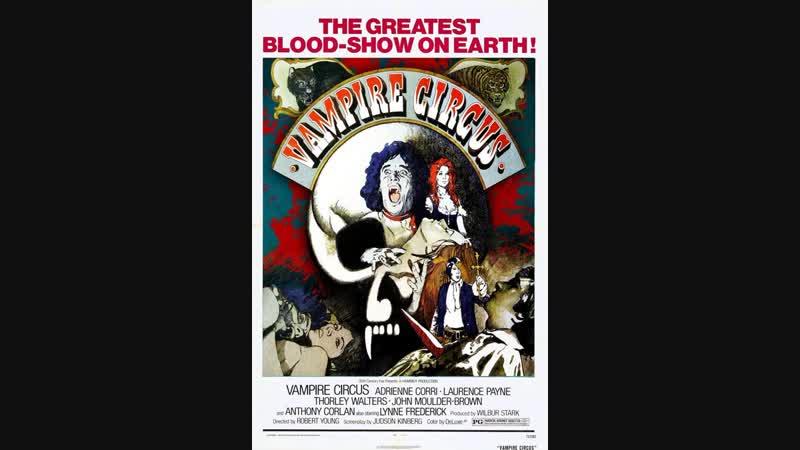 El Circo de los Vampiros/VAMPIRE CIRCUS (1972) Esp Cast