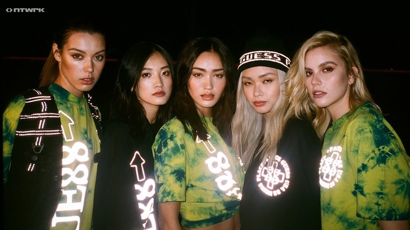 «NTWRK» x «88Rising» x «Guess Jeans» x «PlacesFaces»