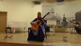 11.05.2019. Ekaterina Nagirnyak. Okhta Center concert.