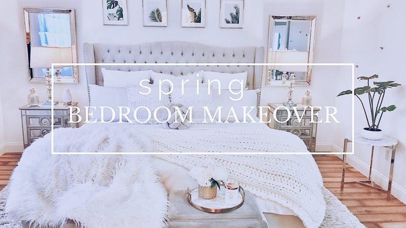 💪🏼 EXTREME DEEP SPRING CLEANING AND BEDROOM MAKEOVER SPEED CLEANING PREGNANCY EDITION 😁