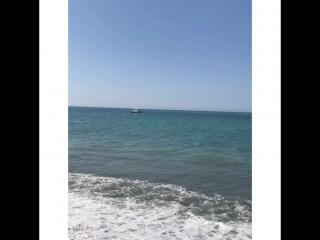Море. Моречко🌊 #summer #sochi #blacksea