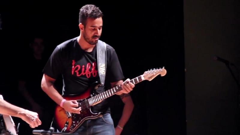 Steve Vai - Full Brazilian Guitar Players