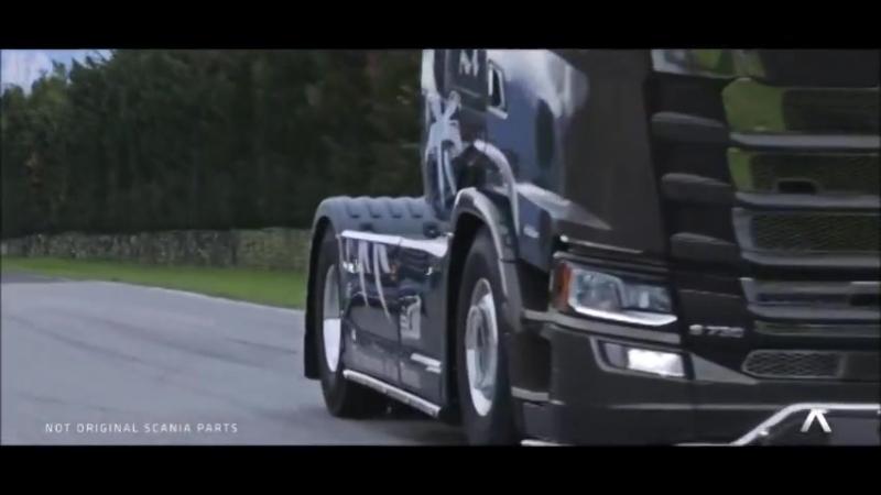 Scania s730 vs Volvo fh 750