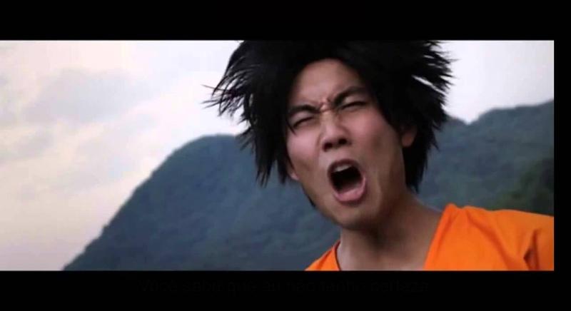 NARUTO! SASUKE! GOKU! Legendado