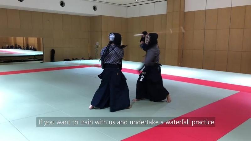 Koryu-Tennen Rishin Ryu天然理心流 竹刀稽古 其