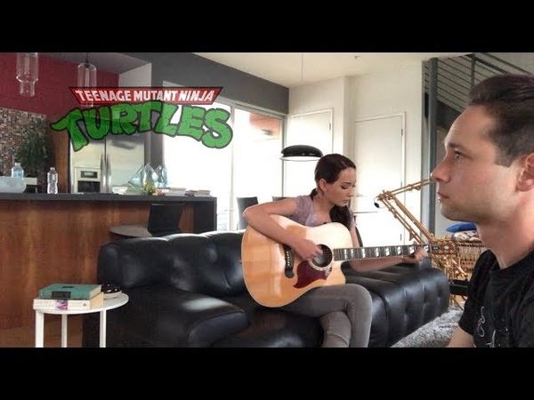 Ninja Turtle song (acoustic) feat. Roaming Millennial