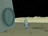 Bender Futurama «Я построю свой лунапарк — с блэкджеком и шлюхами!