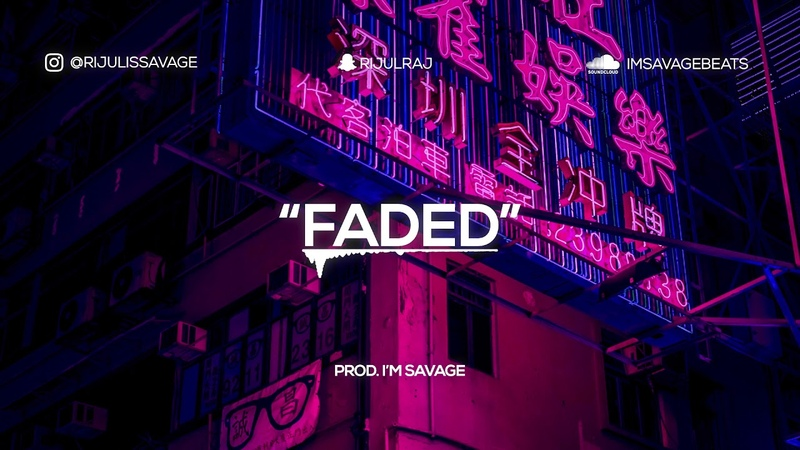 Faded - FREE Emotional JUICE WRLD X Nick Mira Type Beat 2018 (prod. Im Savage)