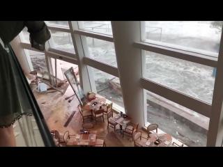 Typhoon 2018 Shenzhen Sheraton