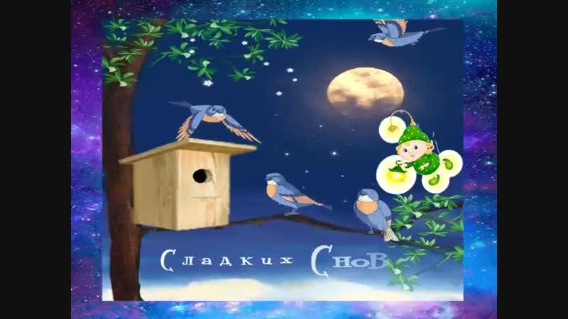 💕💕Спокойной ночи сладких снов💋💋😍😍💗