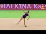 Katsiaryna Halkina Ball AA - World Cup Guadalajara 2018.mp4