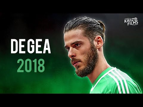 David De Gea - Our King - Unbelievable Saves 2018 (English Commentary)