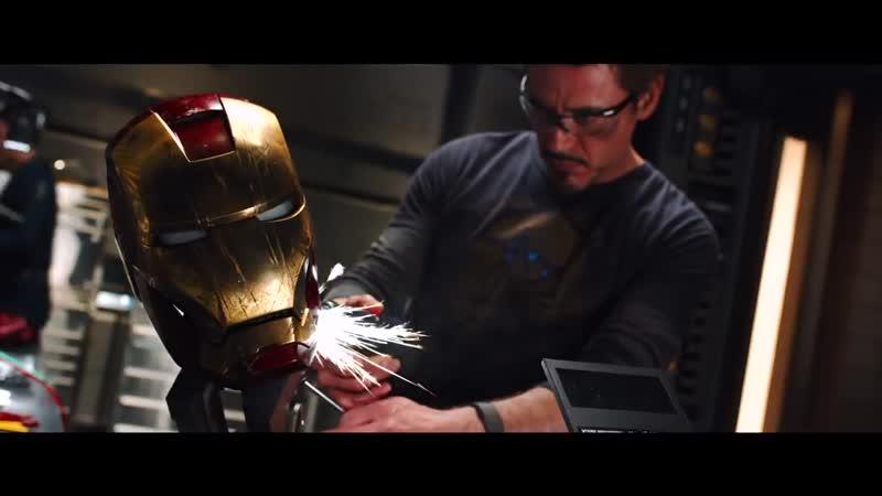 Железный Человек и Капитан Америка - «Легенды никогда не умирают»