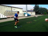 Treino Técnico individual - Soccer Coaching Ars Football