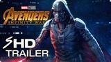 AVENGERS INFINITY WAR - Revenge of the Sith Trailer Avengers 3 Style Movie HD