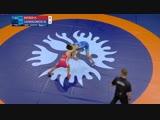 Финал: Магомедрасул Газимагомедов (Россия) - Адам Батыров (Бахрейн)