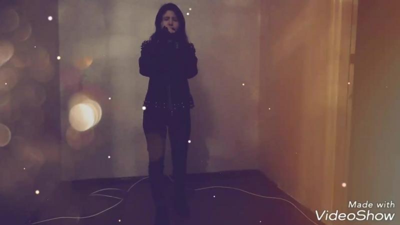 Julia Wolf-All over me (Aurah Lindsey Harper cover)