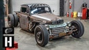 Patina Perfection: Homebuilt Turbo Diesel 1949 Ford Dually Hot Rod