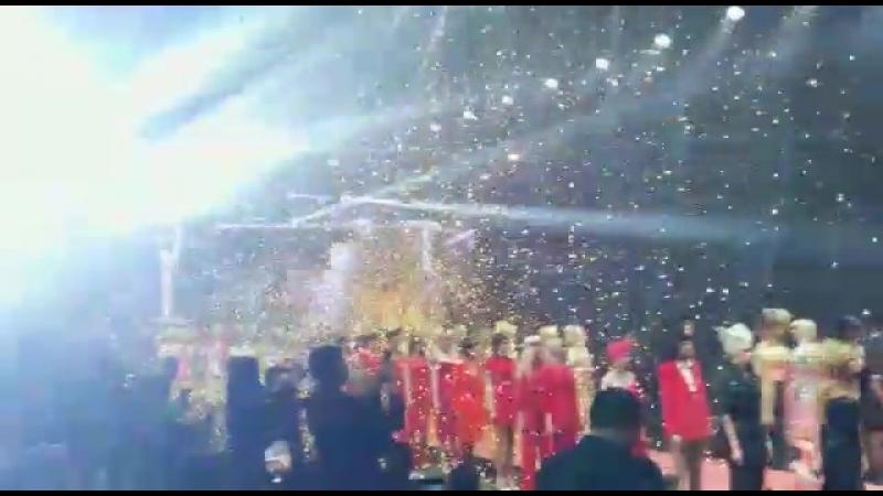 Церемония награждения премией