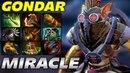 Miracle Bounty Hunter 9 slotted Carry Gondar Dota 2