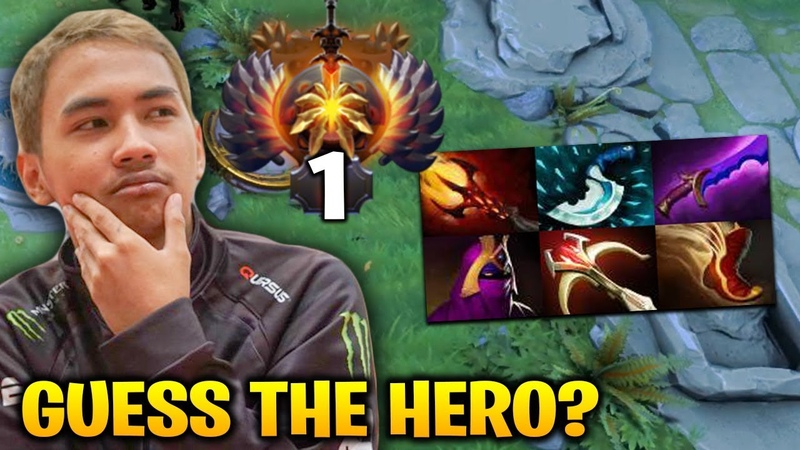 Can you Guess The Hero? Top 1 SEA Server Edition