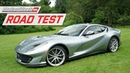 2018 Ferrari 812 Superfast Road Test