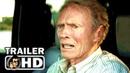 THE MULE Trailer (2018) Clint Eastwood, Bradley Cooper Movie