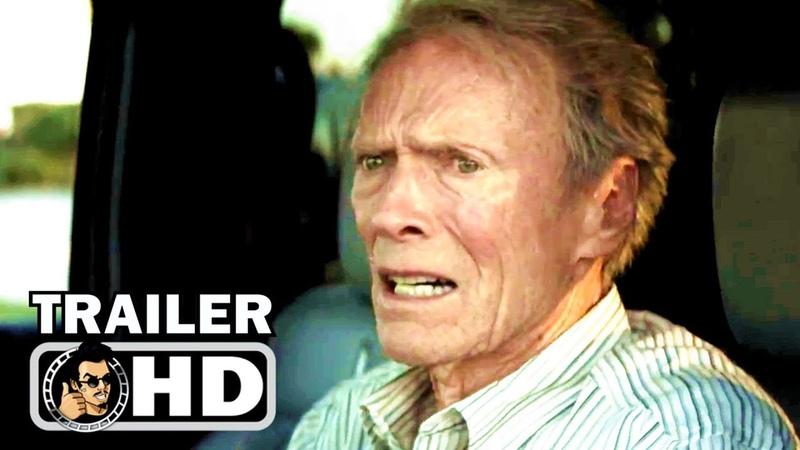 THE MULE Trailer 2018 Clint Eastwood Bradley Cooper Movie