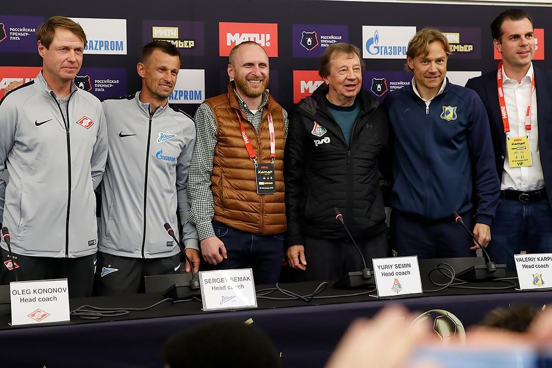 Олег Кононов: Турнир товарищеский, но победить хочется всегда