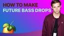 How To Make FUTURE BASS FL Studio Tutorial