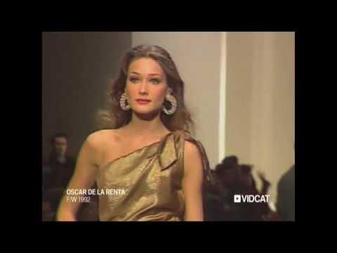 Supermodel Carla Bruni