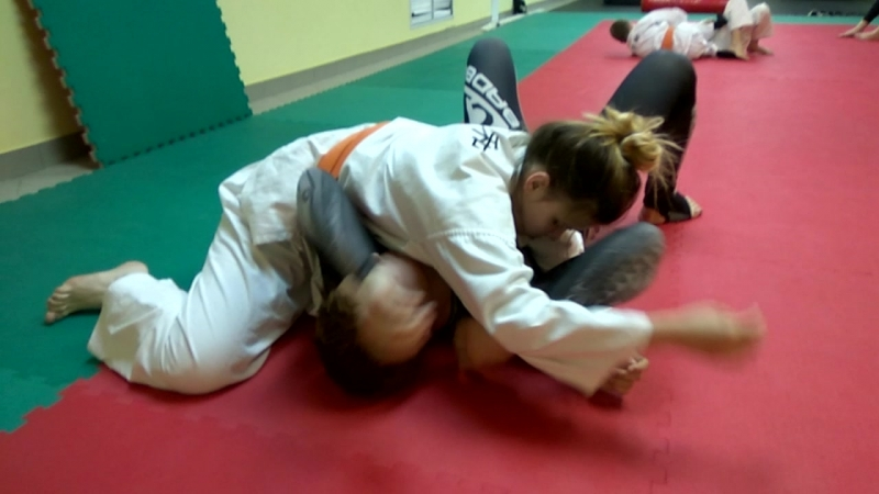 Grappling Class in