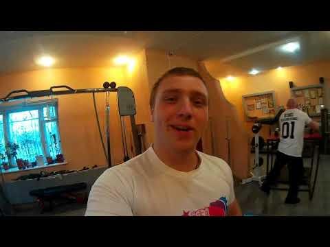 Мой первый корявый влог или Артур Виноградов VS Чемпион Европы