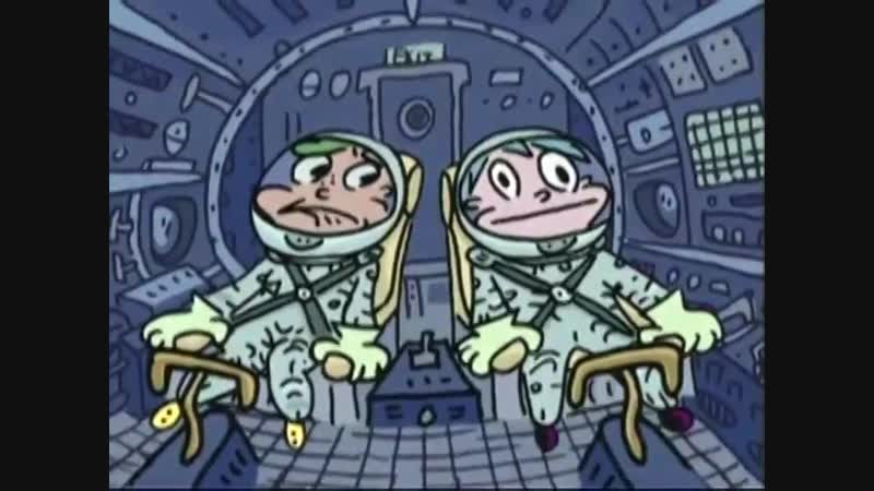 KaBlam S01E06 What The Astronauts Drink 1996