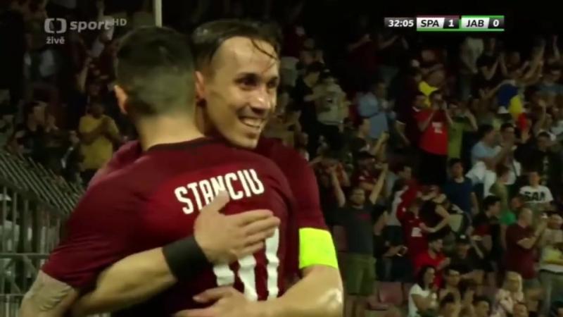 AC Sparta Praha 2-0 FK Jablonec Sestřih 20.4.2018