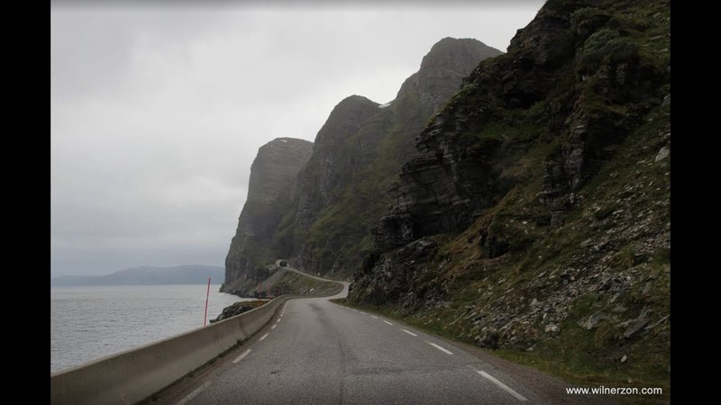 Road trip in Sweden, Finland and Norway Northcape