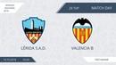 AFL18. Spain. Segunda. Day 29. Lerida S.A.D. - Valencia B