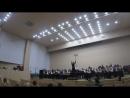 большой оркестр народных инструментов лицея исскуств Санкт Петербург