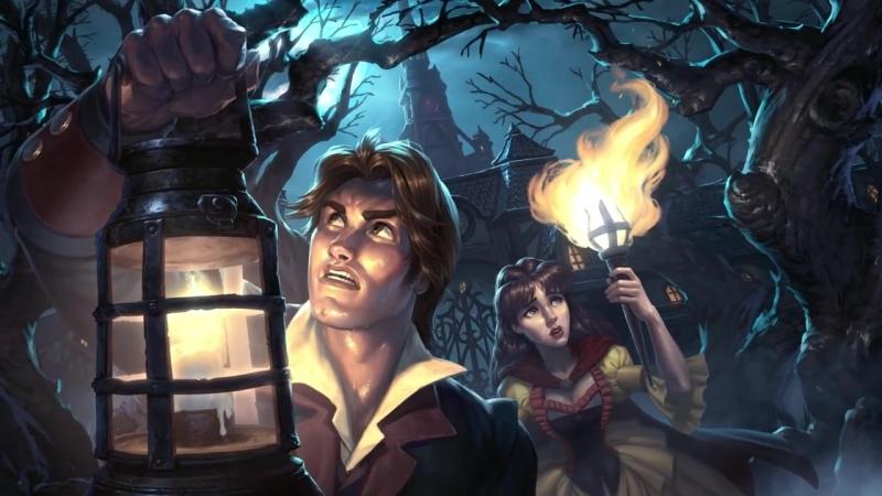 Дополнения «Ведьмин лес» для игры Hearthstone!