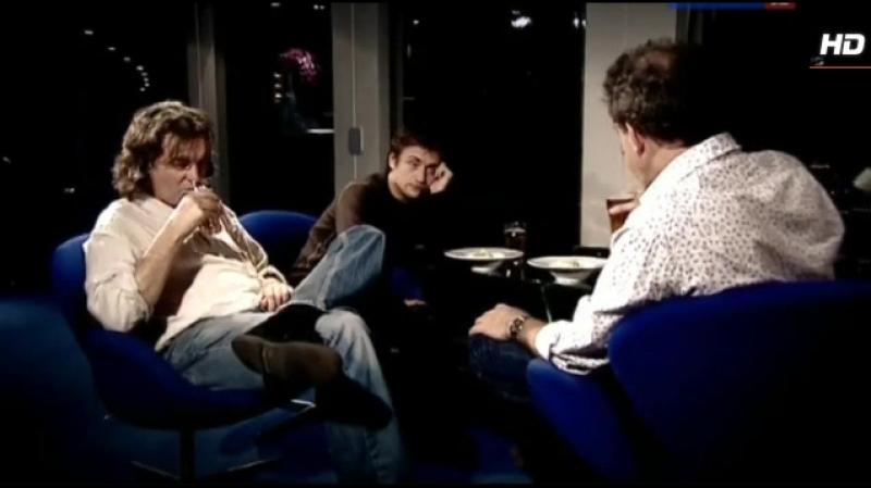 Доставить трюфели из Италии в Лондон классика Топ Гир 2005 г