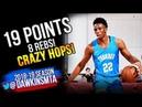 Hamidou Diallo Full Highlights 2018.07.07 Thunder vs Nets - 19 Pts,CRAZY Hops! | FreeDawkins
