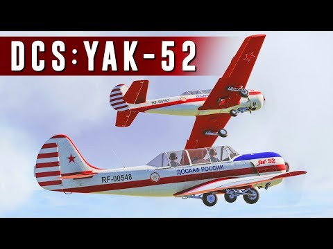 DCS: Yak-52 Now Available!