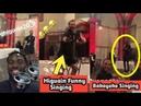 Gonzalo Higuain Bakayoko Co AC Milan Players Singing Initiation Song For AC Milan