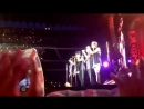 1d crowd singing compilation