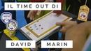 Tattica Futsal: Time out di David Marin (Luparense) e lo schema da Corner