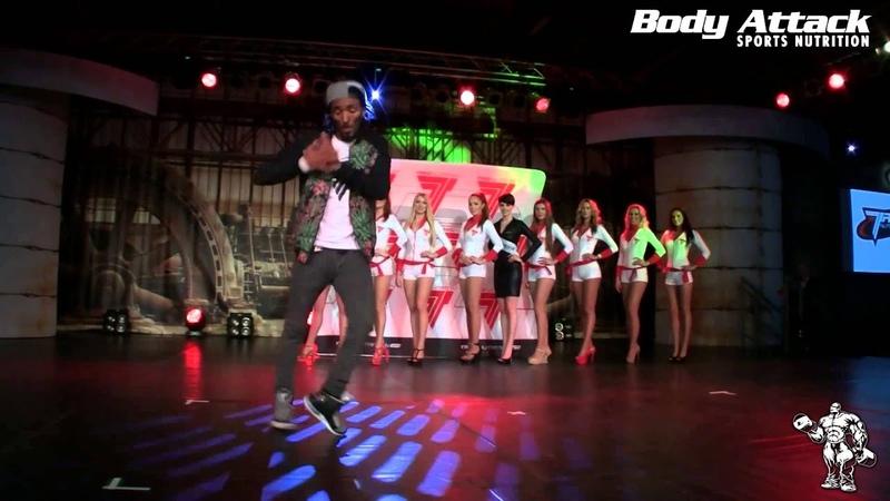 FIBO 2014 Day 3 Trec Show