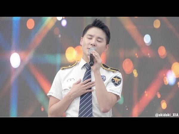 [4K] 180707 수원 다둥이 축제 XIA 김준수 시아준수 - 첫인사~나의소리~살다보면